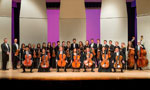 California State University Long Beach String Orchestra