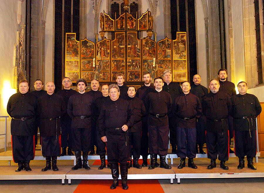 Don Kosaken Chor Termine 2021